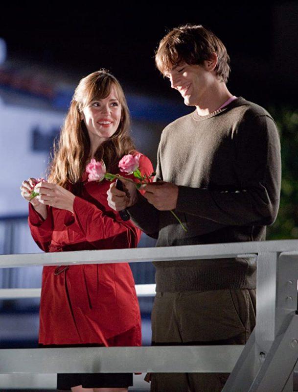من الأفلام التي تدل علي تحول الصداقة إلى حب : فيلم عيد الحب valentine day