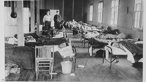 وباء الإنفلوانزا الاسبانية