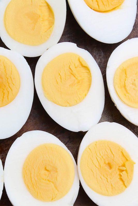 البيض يساعد علي انقاص الوزن بسهولة