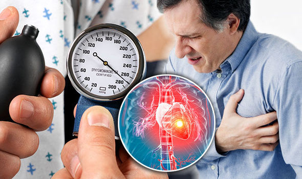 تأثير ضغط الدم المرتفع علي الجسم