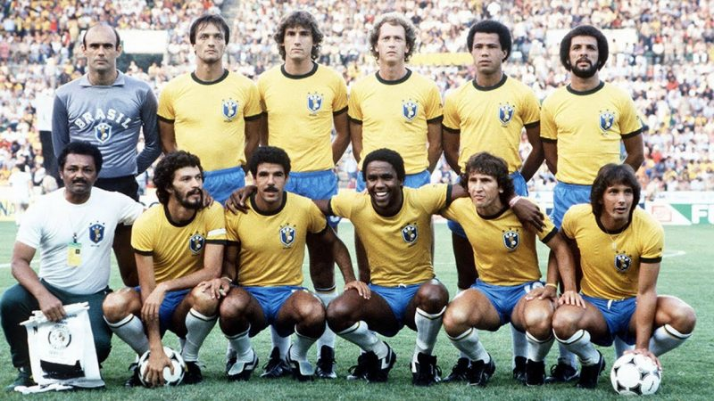 منتخب السامبا البرازيل