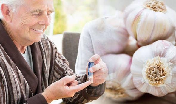يتحكم الثوم في داء السكري