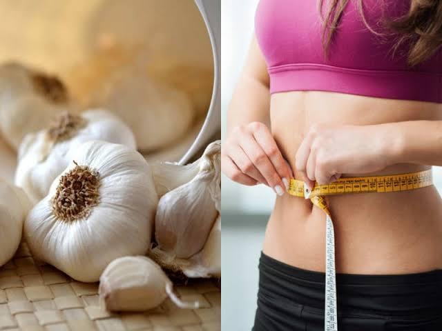 يعمل الثوم علي التخلص من الدهون