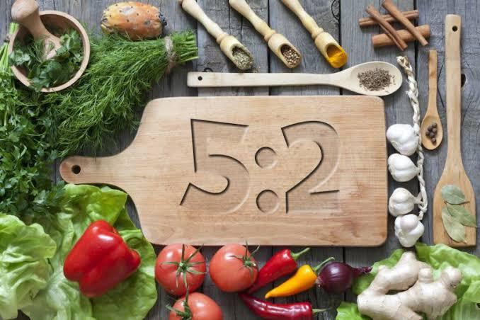أسلوب النظام الغذائي 5: 2