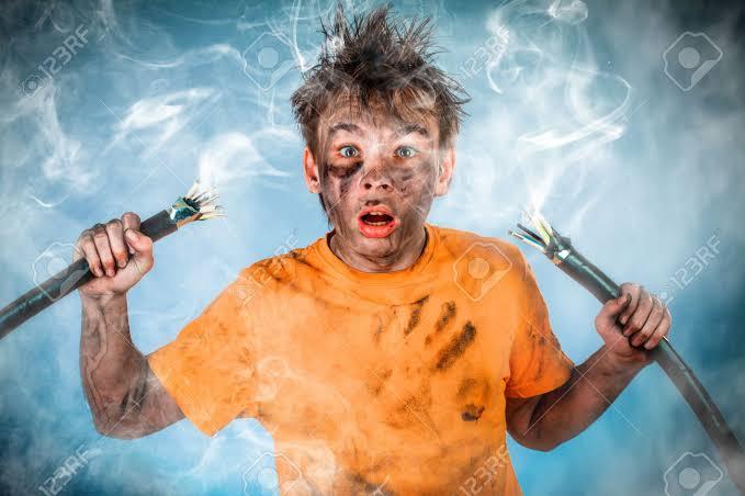 أسعافات حالات الصدمة الكهربية