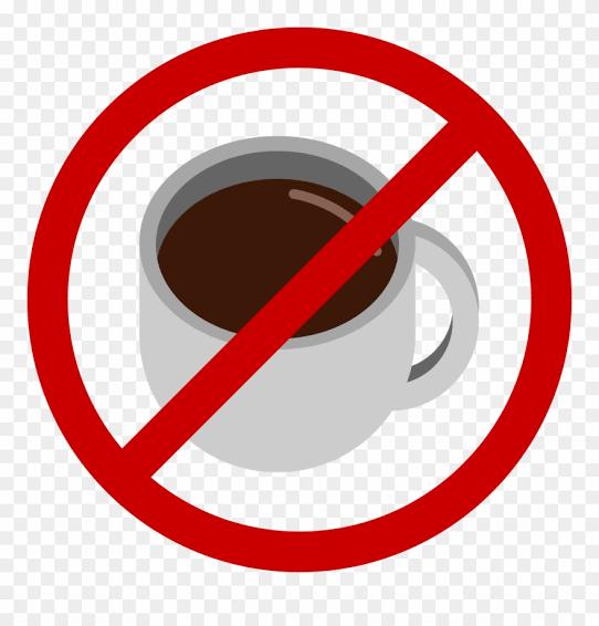حساسية القهوة