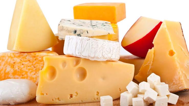 الجبن غني بكمية وفيرة من الكالسيوم