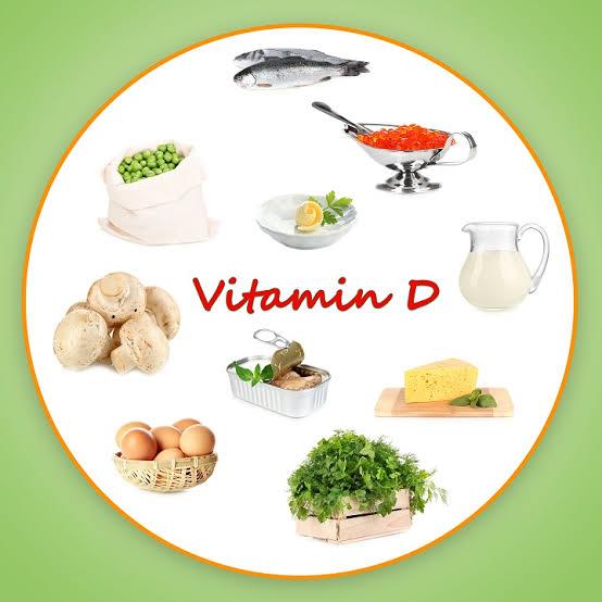 الأطعمة الغنية بفيتامين دال