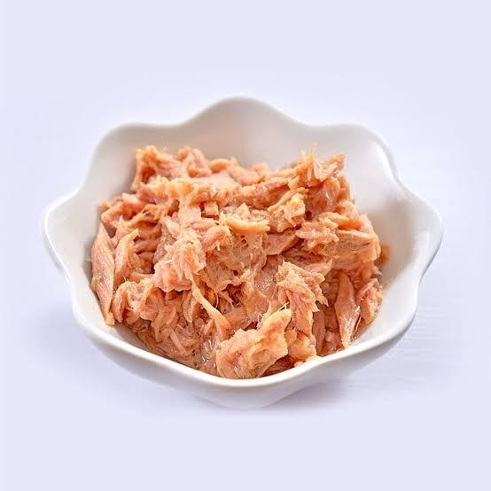 سمك التونة يحتوي علي فيتامين دال