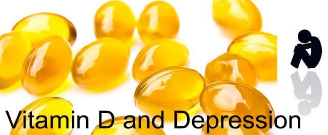 علاقة فيتامين (د) بالاكتئاب