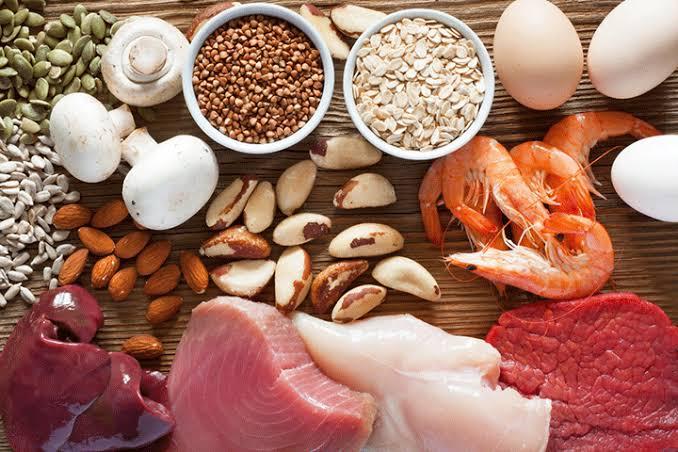 الأطعمة الغنية بالسيلينيوم