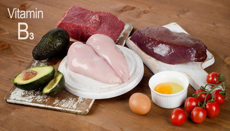 الاطعمة الغنية بفيتامين B3