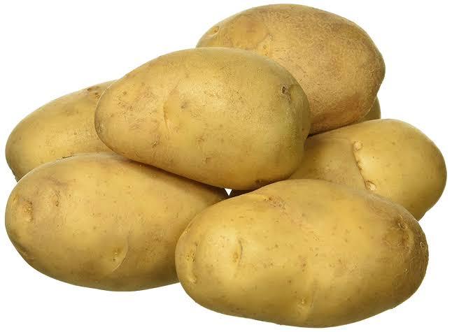 تحتوي البطاطس علي اليود بكثرة