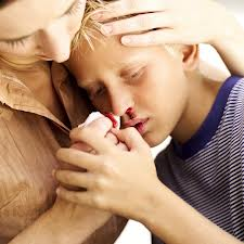 دخول جسم غريب في انف طفلك