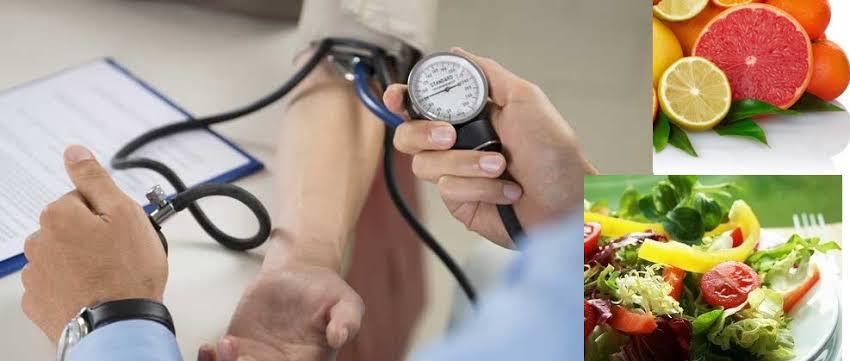 يقلل فيتامين سي من ضغط الدم المرتفع