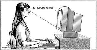 Photo of تأثير الجلوس أمام الكومبيوتر فترات طويله على العين