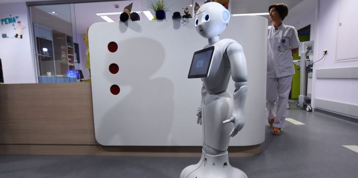 الذكاء الإصطناعي في التصنيع