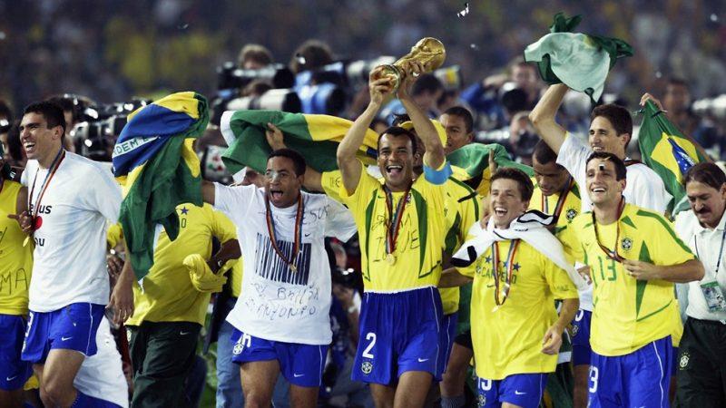بطولات منتخب البرازيل