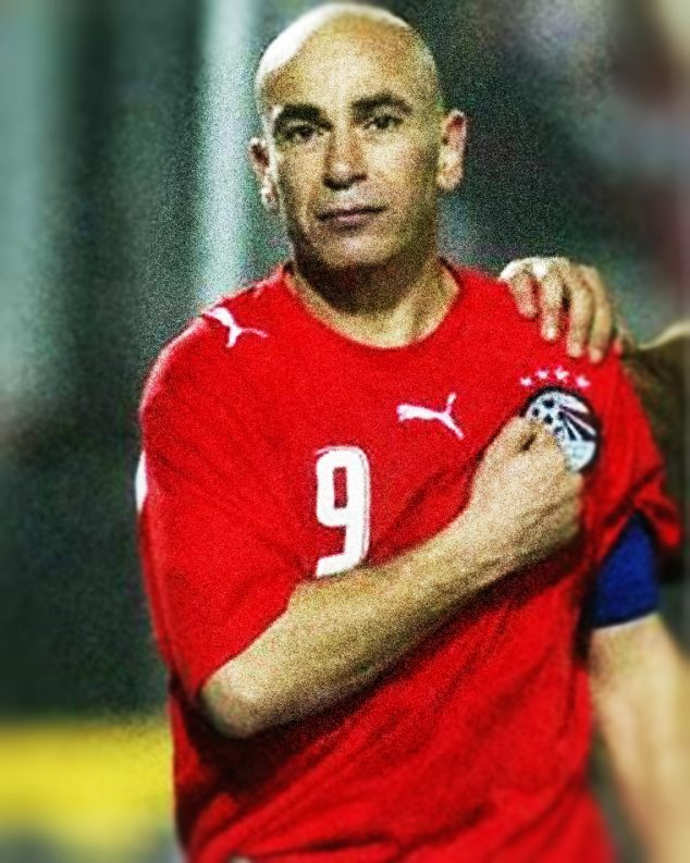 العميد حسام حسن