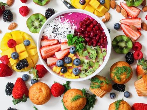 تناول غذاء صحى متوازن