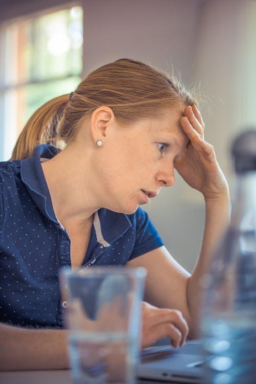 أعراض نوبات القلق