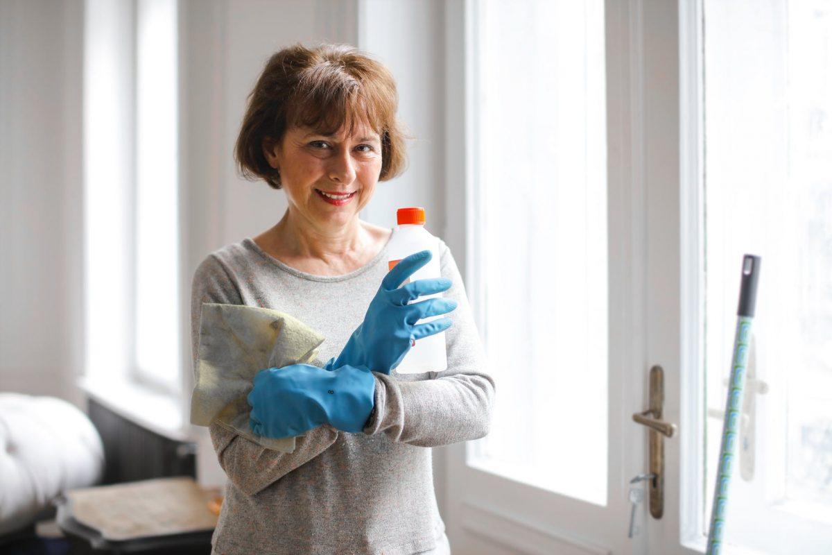 وصفات طبيعية لتنظيف المنزل