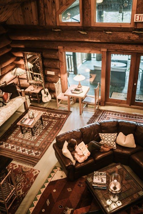 مزايا البيوت الخشبية : البيوت الخشبية صديقة للبيئة
