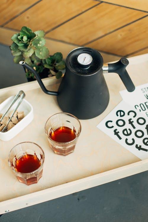 أسمدة طبيعية للنباتات : سماد الشاى و القهوة