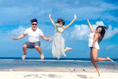 خطوات بسيطة تساعدك في قضاء إجازة ممتعة : إذهب لقضاء أجازتك و أستمتع قدر إستطاعتك